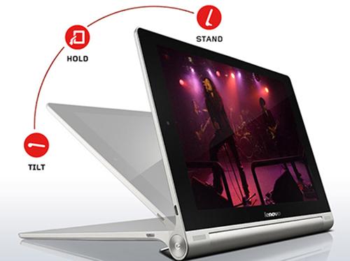 Lenovo تصدر جهازها اللوحي Yoga مع بطارية تدوم 18 ساعة Top-le10