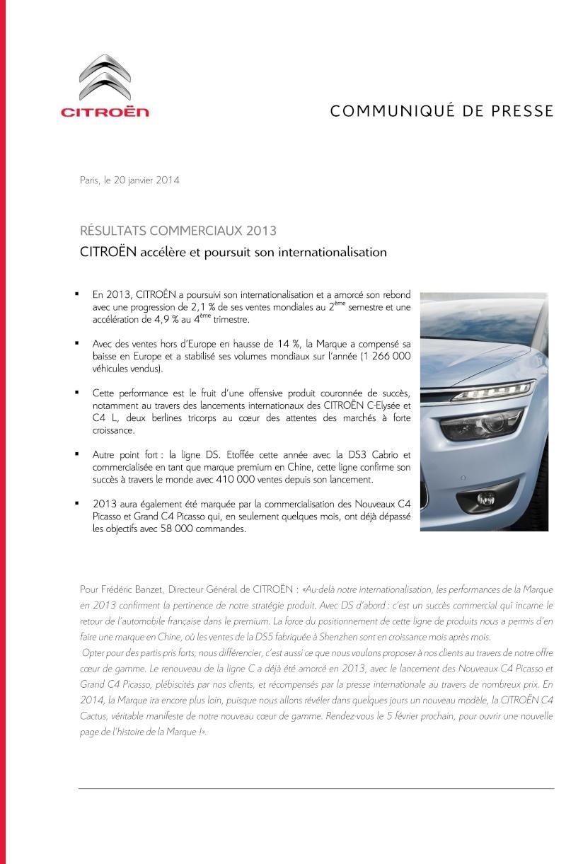 [VENTE] Résultats Commerciaux 2013 Cp_cit14