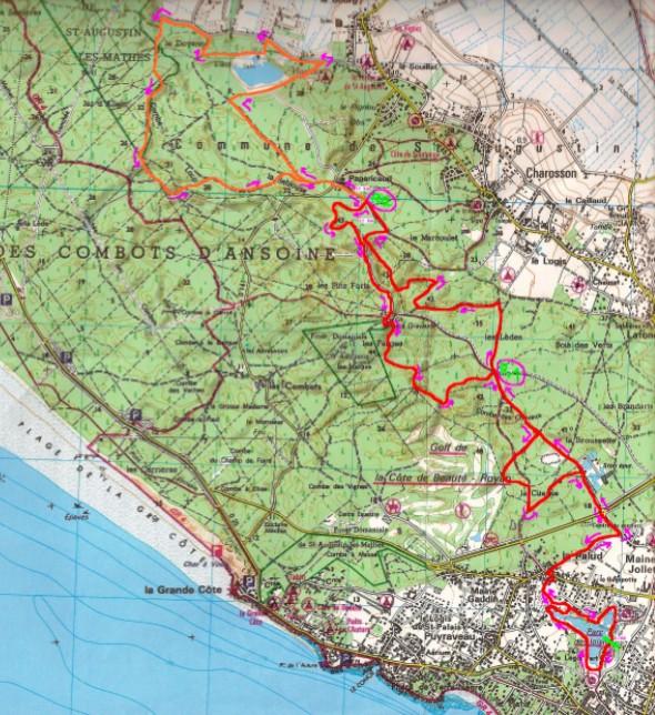 08/12/13 -->> Trail Sable et Forêt Tracec10
