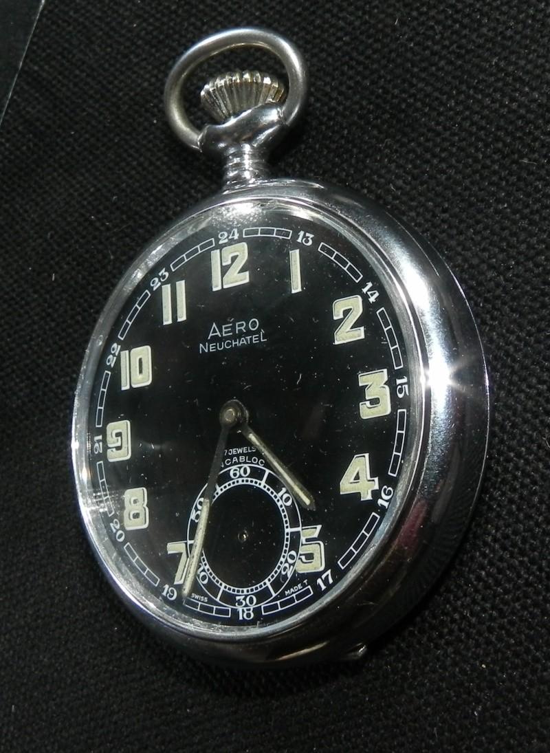 montre de poche aerowatch Aero10