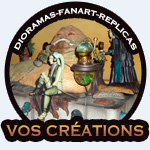 vos creations persos !