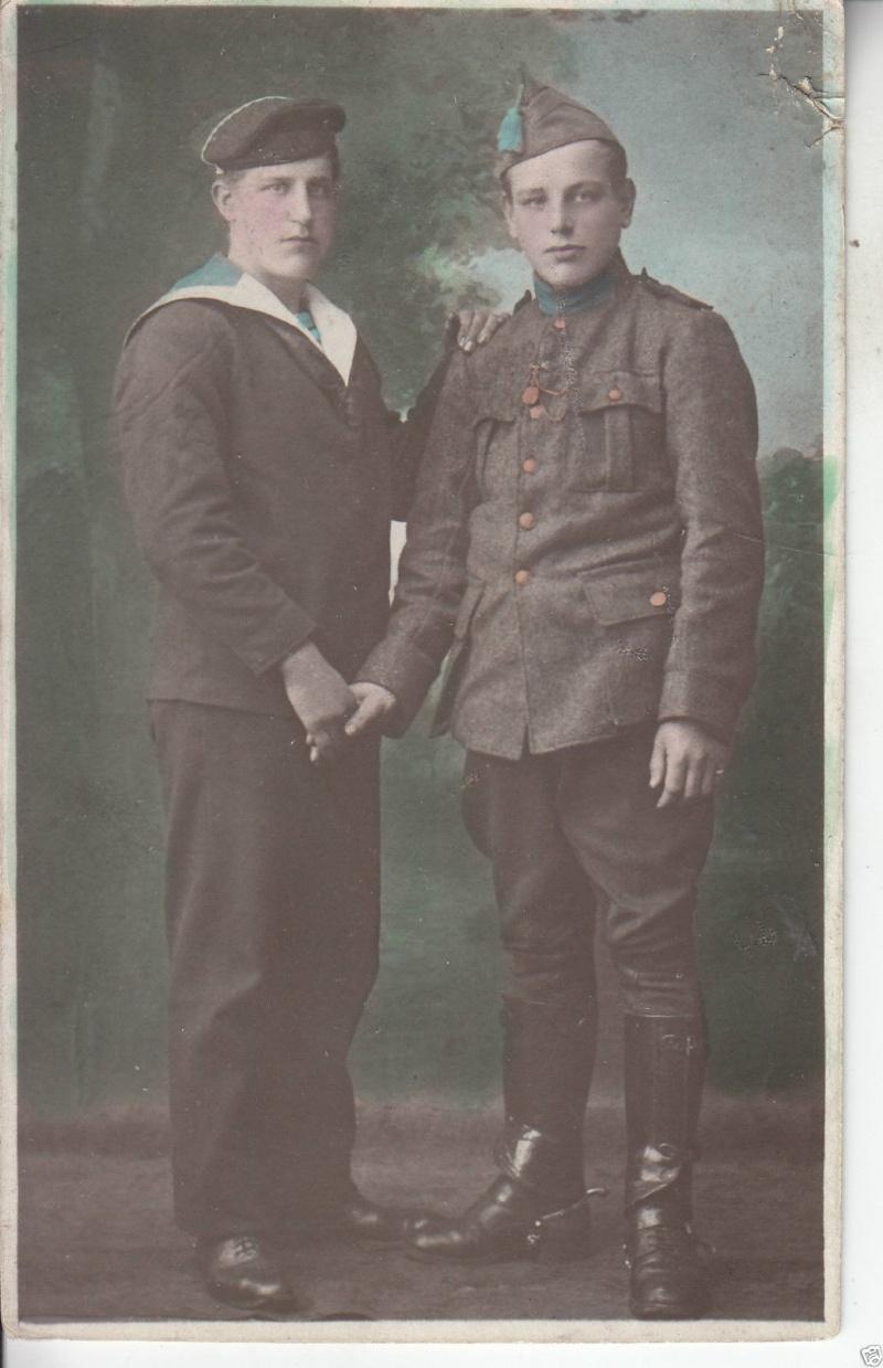 PASPORT TORPILLEURS MARINS 1919 Kleure10
