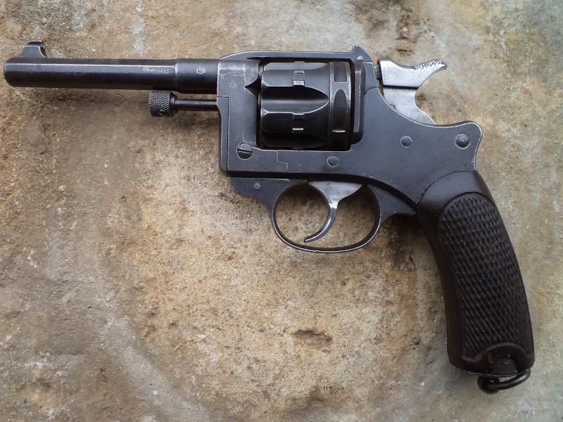 Marquages allemand  sur un revolver 1892 Revolv11