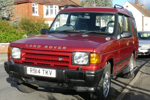 1997 300 Tdi Discovery  2013_s10