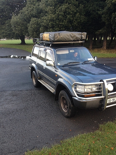 Toyota : Expedition Outfitted 80 Series Land Cruiser for quick sale Liamda11