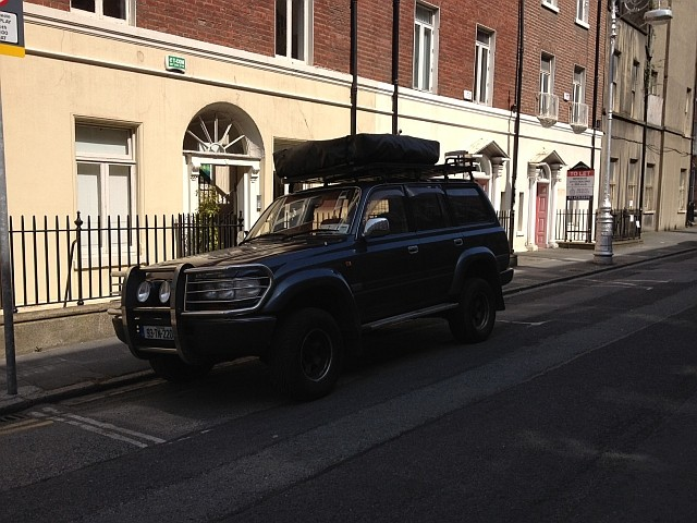 Toyota : Expedition Outfitted 80 Series Land Cruiser for quick sale Liamda12