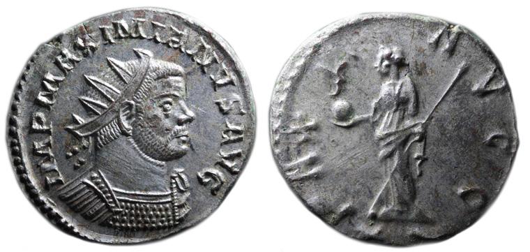 Aureliani de Lyon de Dioclétien et de ses corégents 123m8s10