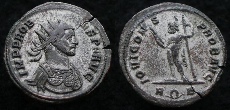 Le IIIème siècle d'aureus78 - Page 9 Probus12