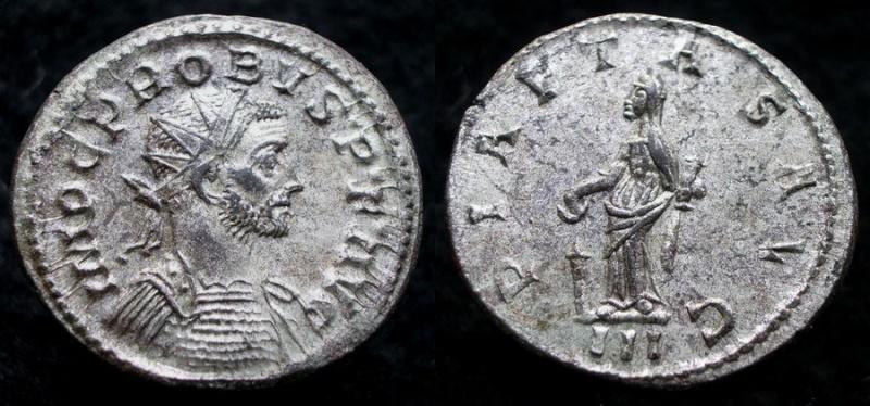 Le IIIème siècle d'aureus78 - Page 9 Probus14