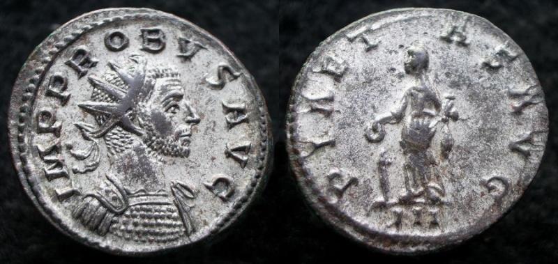 Le IIIème siècle d'aureus78 - Page 9 Probus15