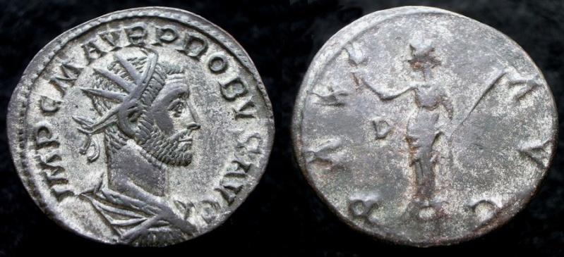Le IIIème siècle d'aureus78 - Page 9 Probus17