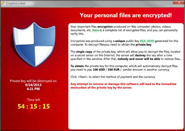 Attention CryptoLocker Crypto10