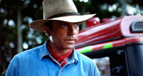 Robert Muldoon - Jurassic Park Alan10