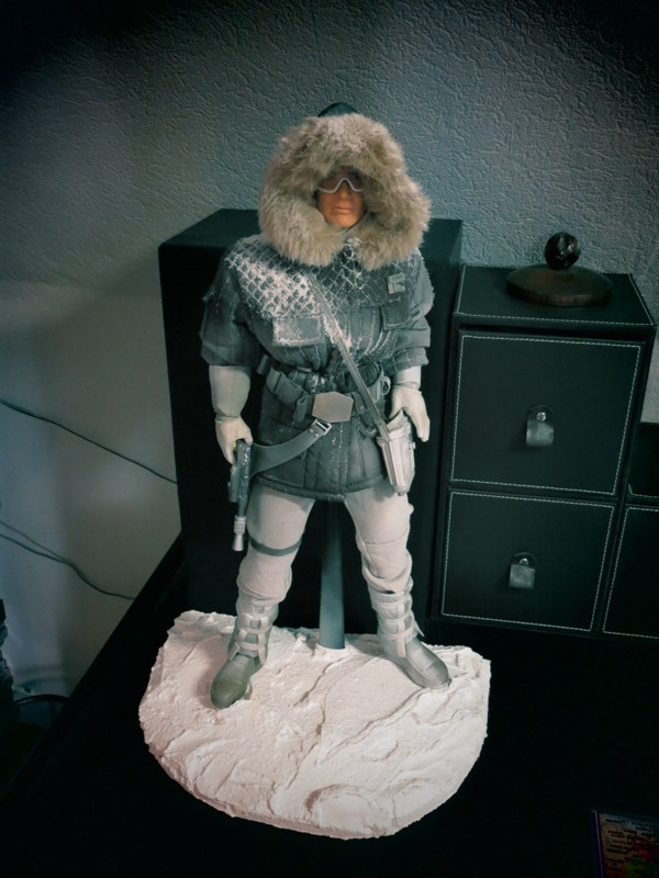 Han Solo Hoth version (1:4) WIP Img_1112
