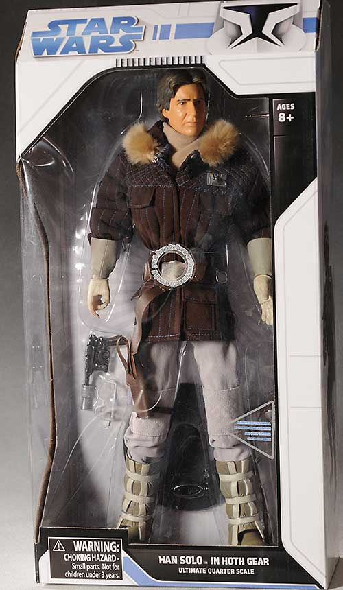 Han Solo Hoth version (1:4) WIP Review10