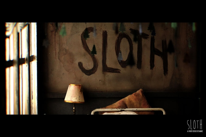 WakeOfDestruction (Diorama Seven) Sloth110