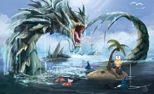 Pokemon : Teh Nuzlocke Challenge Gyarad10