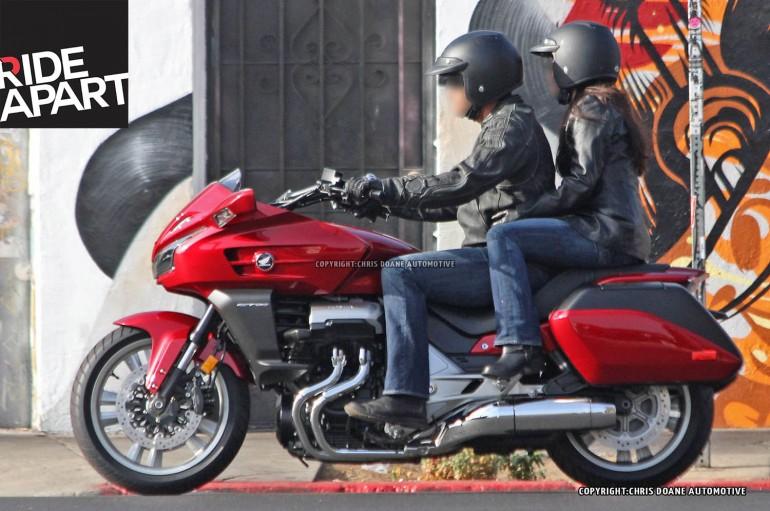 New Honda CTX 1300 W_ctx110