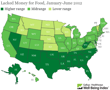 Choosing A Good State To Live MAPS Food10