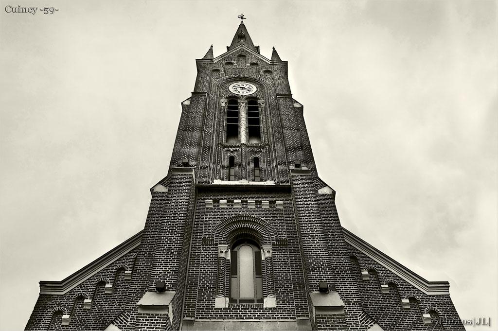 Eglise du Nord  Cuincy10