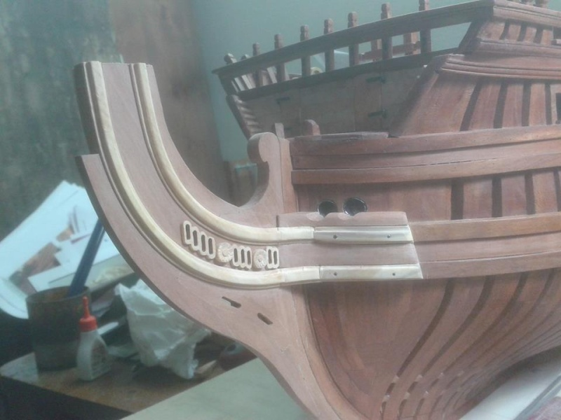 costruzione - modellismo di arsenale le fleuron  - Pagina 9 14243012