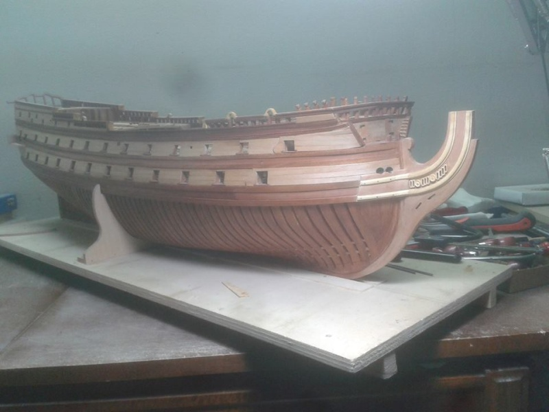costruzione - modellismo di arsenale le fleuron  - Pagina 9 14630711