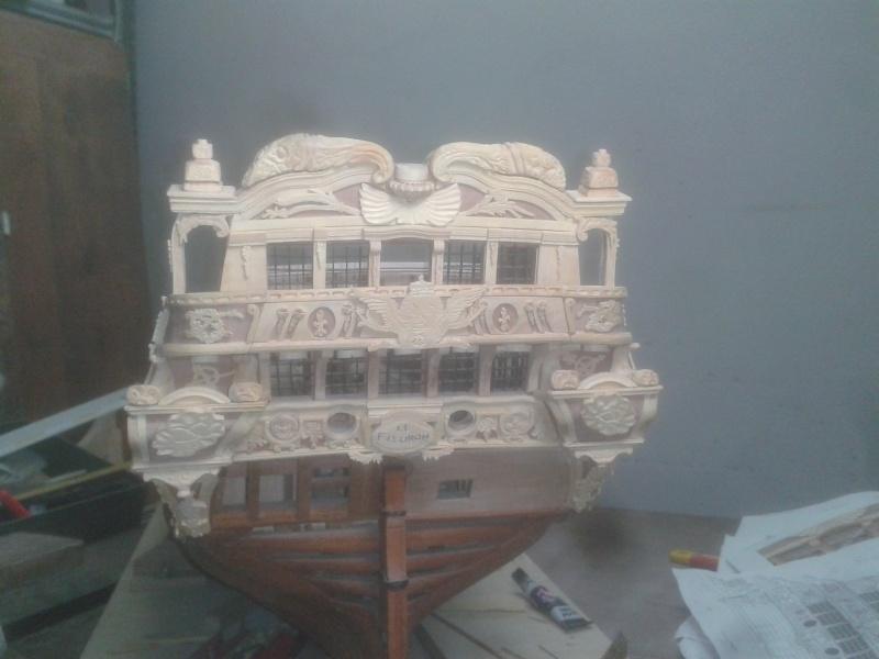 costruzione - modellismo di arsenale le fleuron  - Pagina 10 2014-012