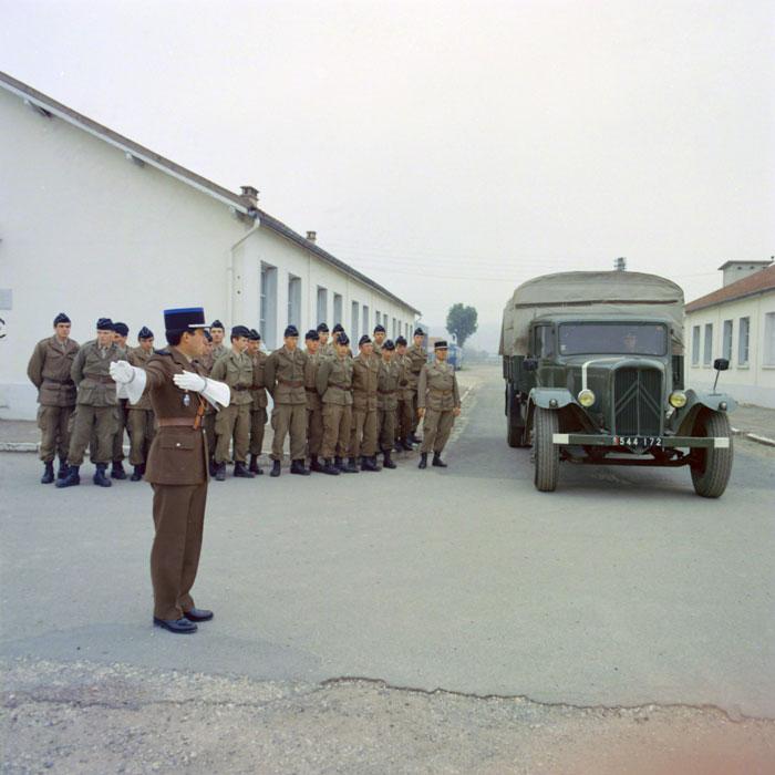 Citroen 46 Gendarmerie F-72-510