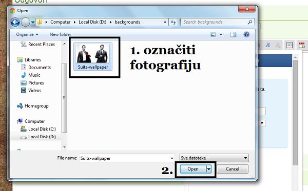 Uputstvo za postavljanje fotografija na forum 972o9010