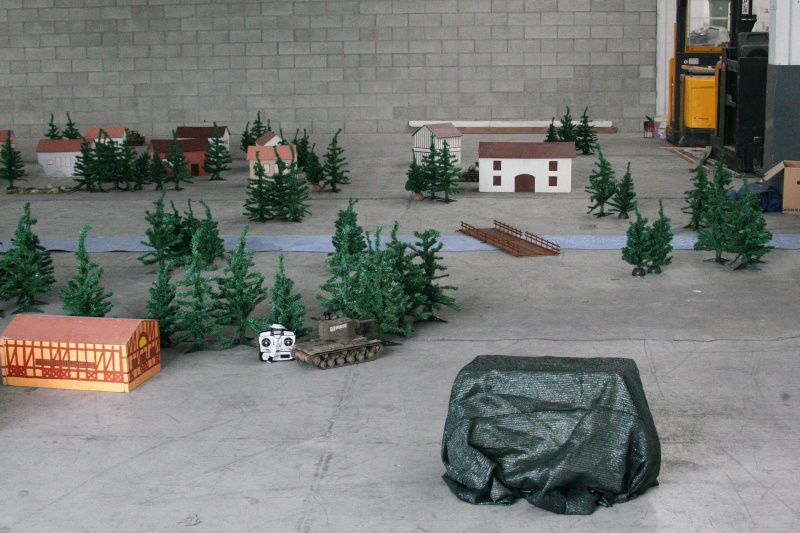 Battaglie di RCTANKIR 20 Ottobre Campo Indoor  - Pagina 2 Img_9318