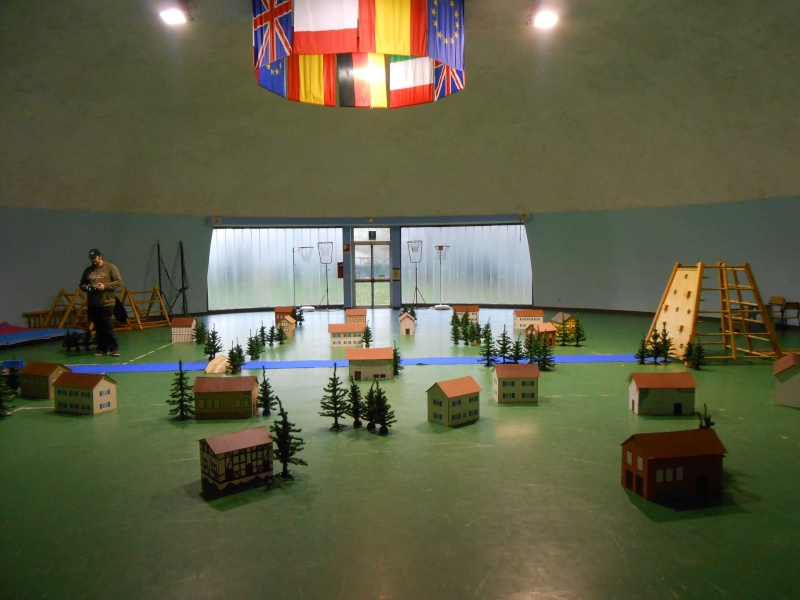 BATTLEDAY! 16 FEBBRAIO campo indoor Buccinasco Rctank15