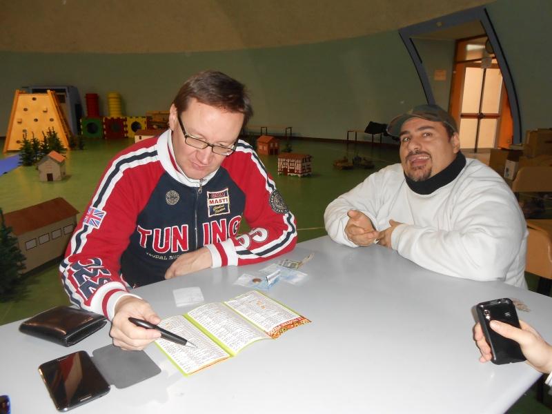 BATTLEDAY! 16 FEBBRAIO campo indoor Buccinasco Rctank18