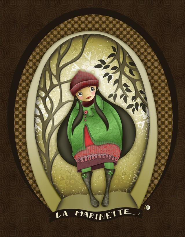 AnnieK Illustrations Lamari12