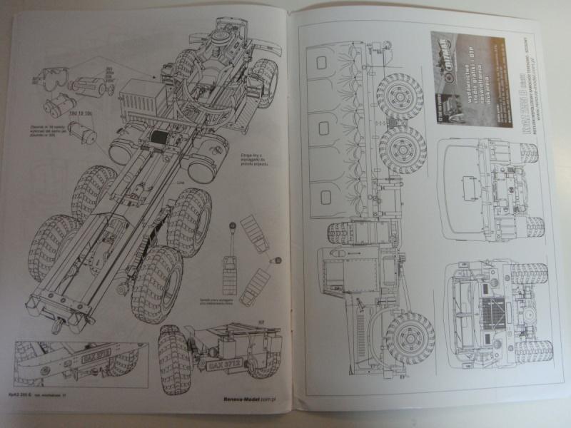 Renova model – Kraz 255 B gebaut von Adrian Dsc05217