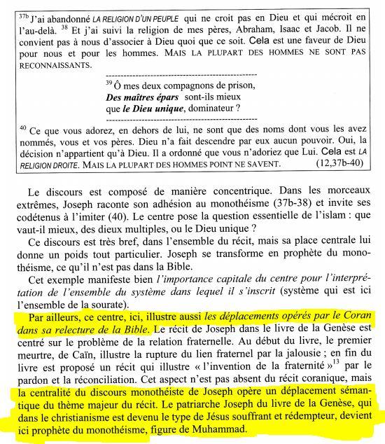 Quelle est l'autorité du Coran? - Page 2 Joseph11
