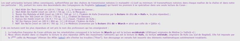Les 7 AHRUF حروف  Lectur11