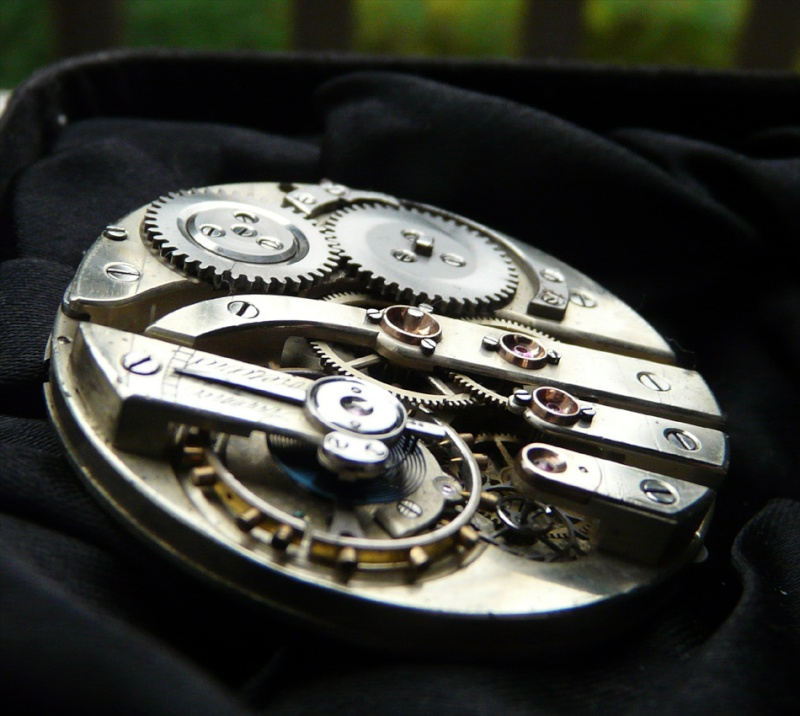 Borel fils and Co. vintage à restaurer de belle facture. infos sur la marque ? Reduit11