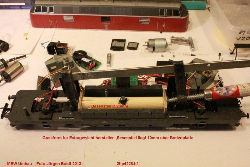 V 200 umgebaut  2hp42210