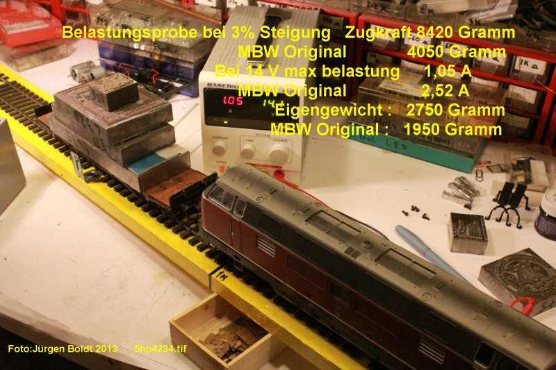 V 200 umgebaut  5hp42310