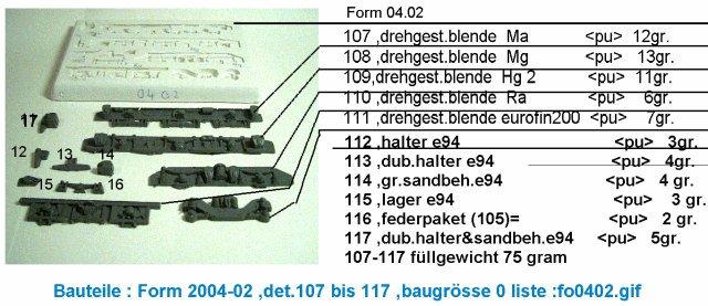 Das dritte Projekt 2014 - Die Henschel-BBC DE2500 Lok in 0 Fo040210