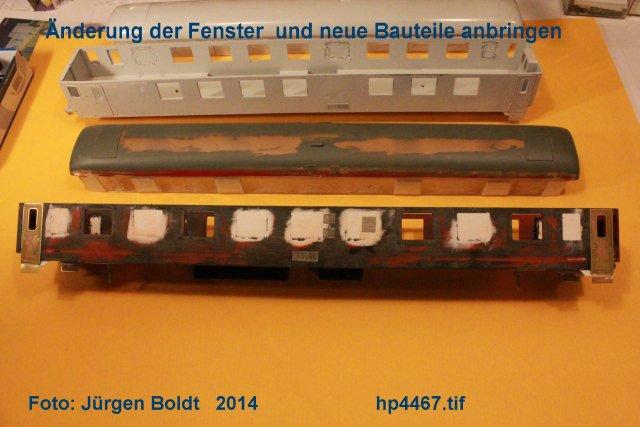 Der Fahrwegmessungszug der DB Hp446711