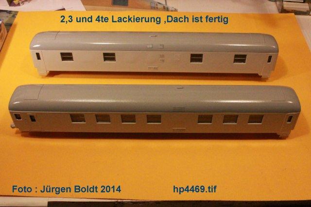 Der Fahrwegmessungszug der DB Hp446910