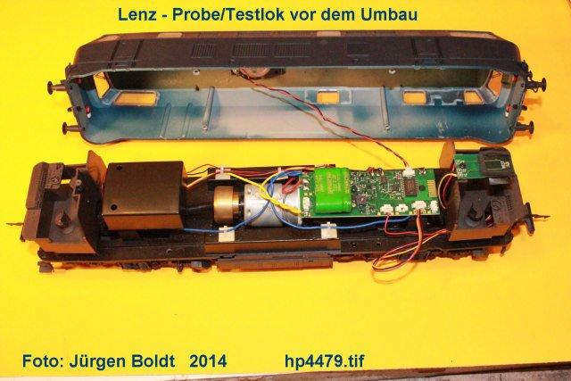 Der Fahrwegmessungszug der DB Hp447910