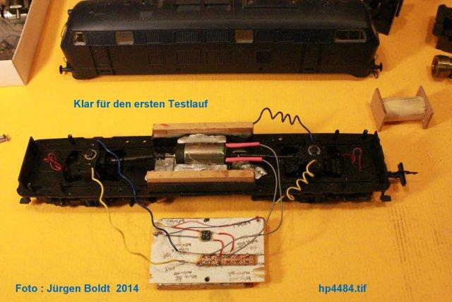 Der Fahrwegmessungszug der DB Hp448410