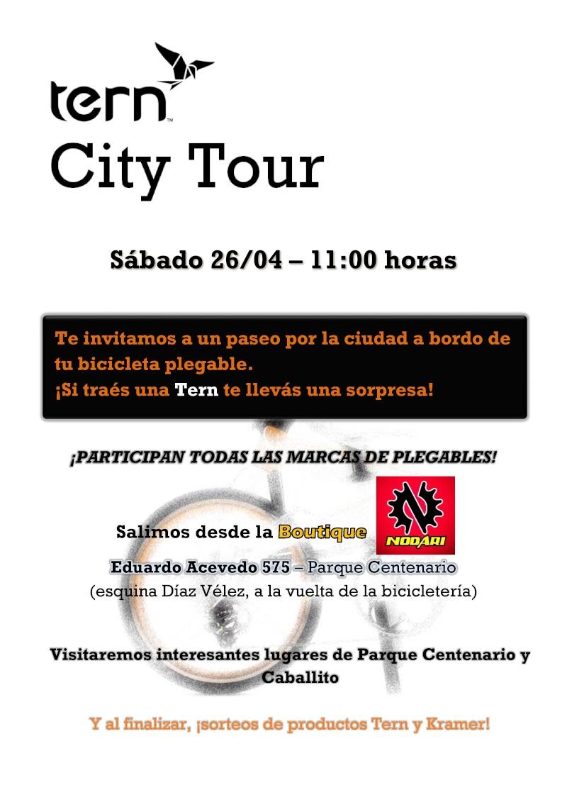 TERN CITY TOUR desde NODARI Tern_n10
