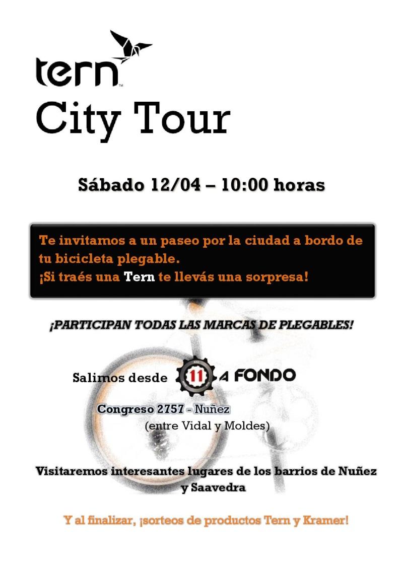 TERN CITY TOUR desde 11 A FONDO Ternci10