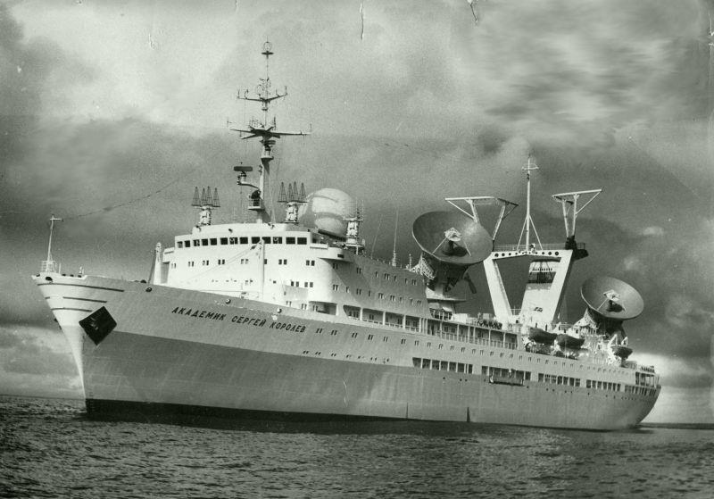 """Navires URSS """"spatiaux"""" Bateau13"""