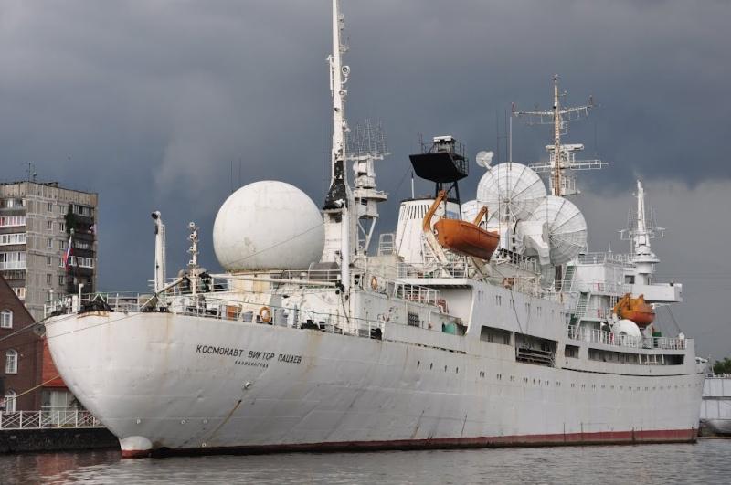"""Navires URSS """"spatiaux"""" Bateau16"""