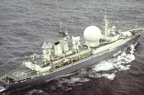 """Navires URSS """"spatiaux"""" Bateau19"""