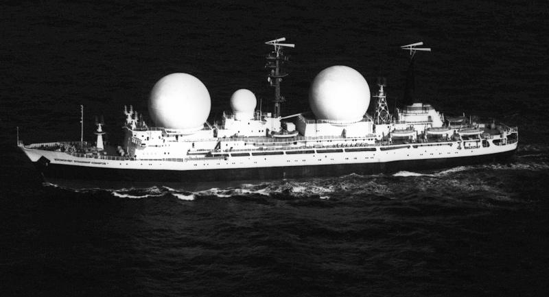 """Navires URSS """"spatiaux"""" Bateau22"""